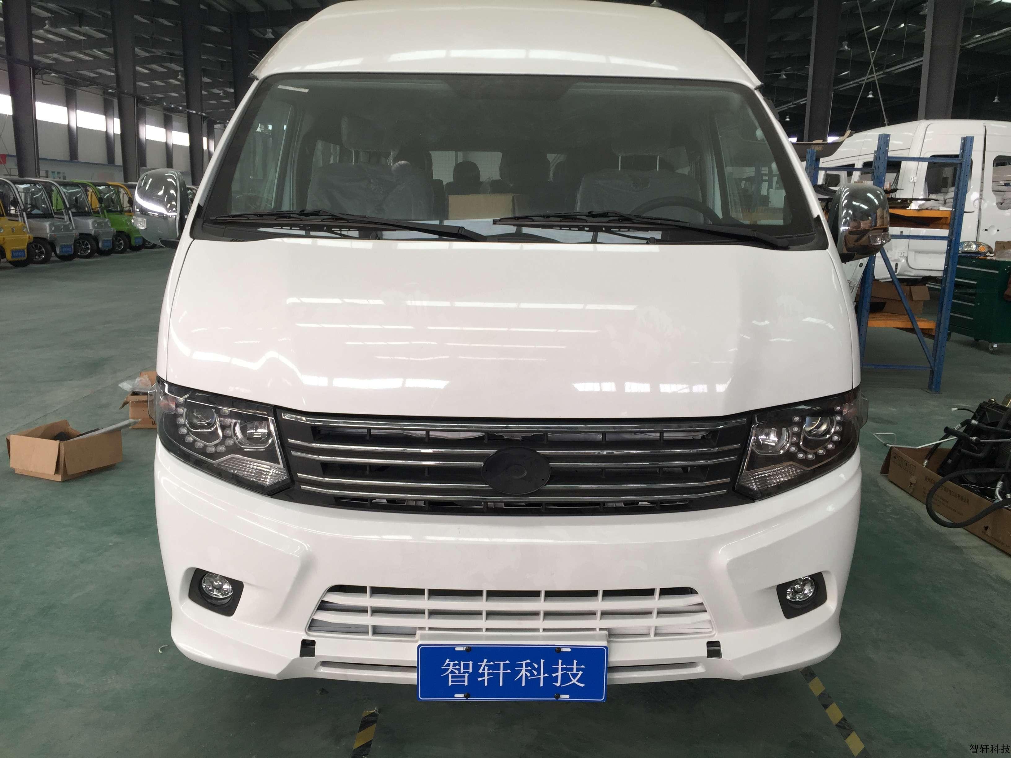 智轩科技纯电动客车海狮